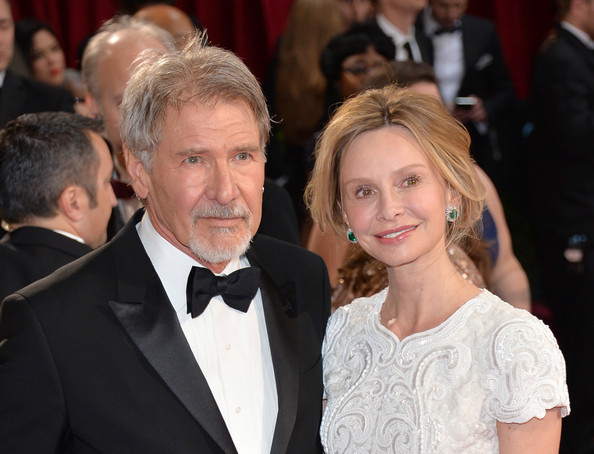 Calista Flockhart Pictures Arrivals At The 86th Annual