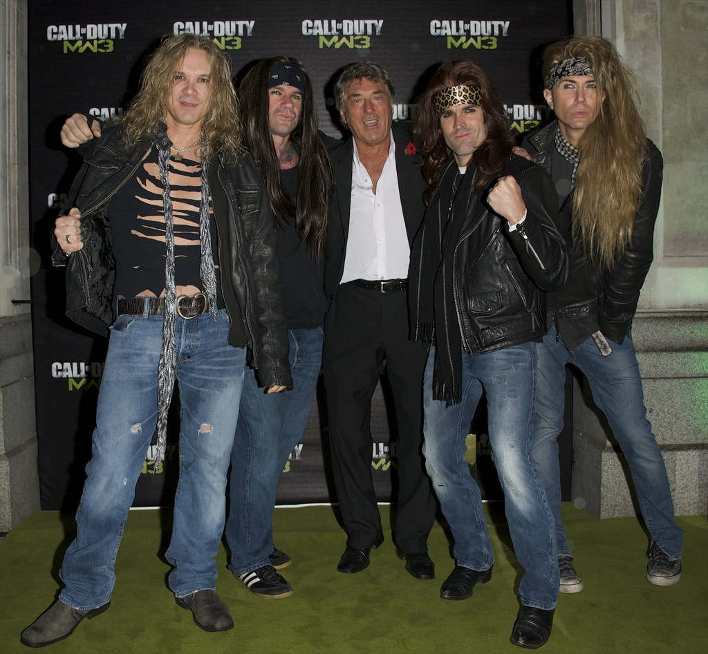 Steel Panther The Call Of Duty Modern Warfare 3 Launch