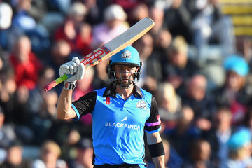 Callum Ferguson Worcestershire Rapids vs. Gloucestershire - Vitality Blast Quarter-Final