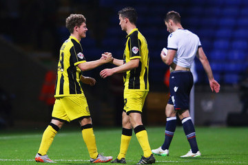 Callum Reilly Bolton Wanderers v Burton Albion - Capital One Cup First Round