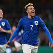 Callum Robinson European Best Pictures Of The Day - October 13