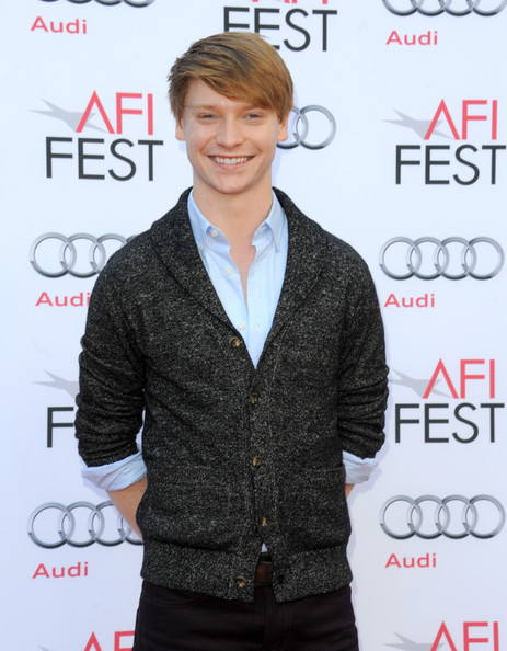 "Calum Worthy - AFI FEST 2013 Presented By Audi 50th Anniversary Commemoration Screening Of Disney's ""Mary Poppins"" - Arrivals"
