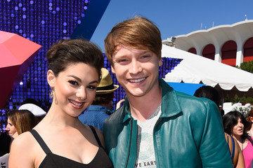 Calum Worthy Nickelodeon's 28th Annual Kids' Choice Awards - Red Carpet