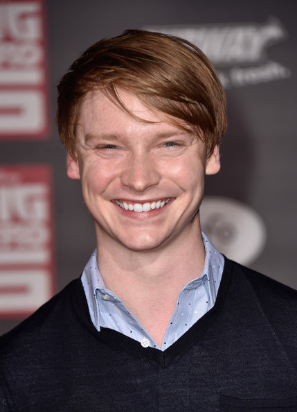 "Calum Worthy - Premiere Of Disney's ""Big Hero 6"" - Arrivals"