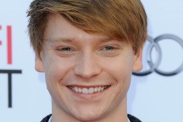 "Calum Worthy AFI FEST 2013 Presented By Audi 50th Anniversary Commemoration Screening Of Disney's ""Mary Poppins"" - Arrivals"