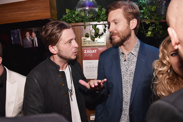 Calvin Harris 60th Annual Grammy Awards After Party Hosted By Benny Blanco And Diplo With SVEDKA Vodka And Interscope Records