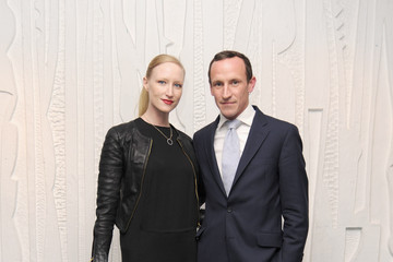 Jade Parfitt Calvin Klein Collection Hosts Dinner to Celebrate The New Home of London's Design Museum