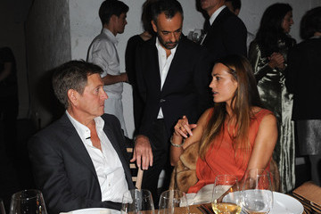 Fransisco Costa Calvin Klein Collection Hosts Dinner to Celebrate The New Home of London's Design Museum
