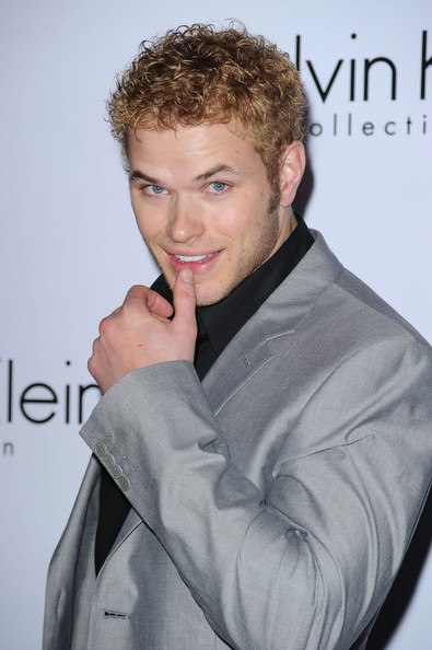 Actor Kellan Lutz arrives at Calvin Klein Collection & Los Angeles Nomadic Division (LAND) 1st Annual Celebration For L.A. Arts Monthly and Art Los Angeles Contemporary (ALAC) on January 28, 2010 in Los Angeles, California.