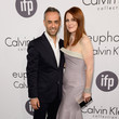 Julianne Moore and Francisco Costa Photos