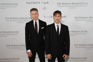 Calvin Klein Arrivals at the Norman Mailer Center Benefit Gala
