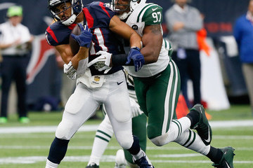 Calvin Pace New York Jets v Houston Texans