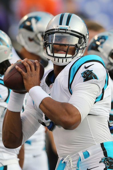 Cam+Newton+Carolina+Panthers+v+Baltimore