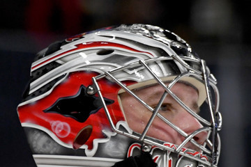 Cam Ward Carolina Hurricanes v Vegas Golden Knights