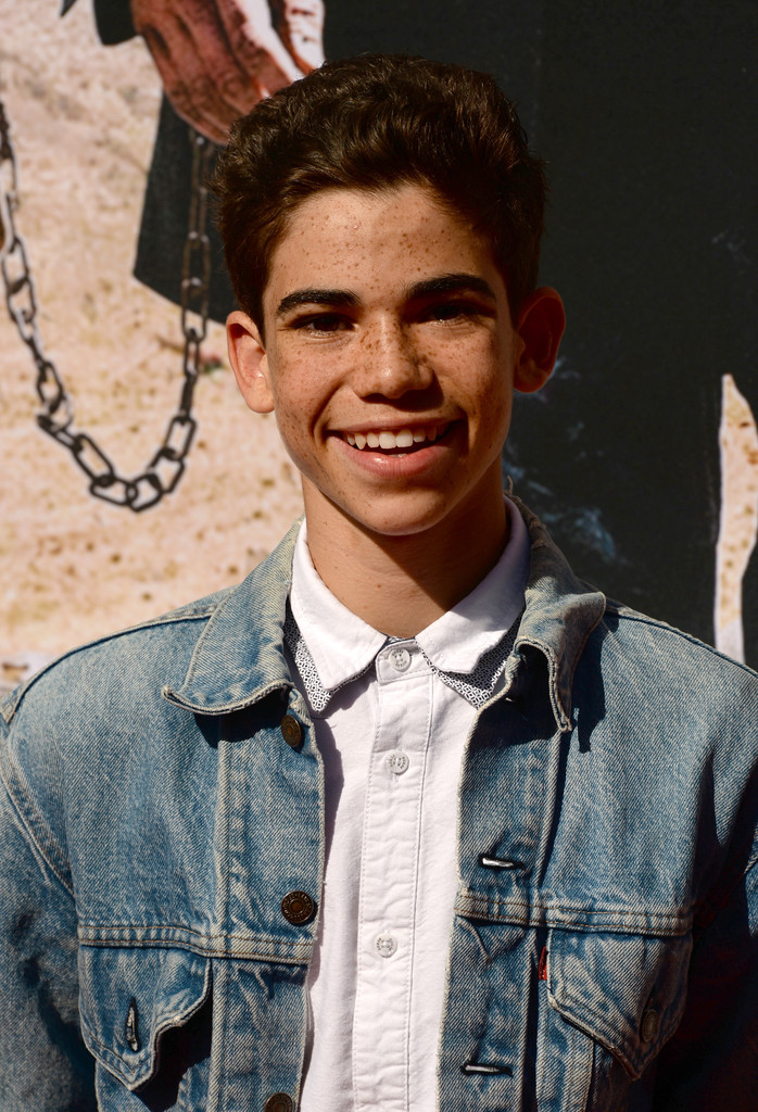 the gallery for gt cameron boyce 2014
