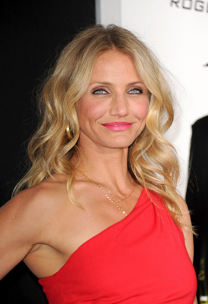 cameron diaz hair gel. CAMERON DIAZ HAIR COLOR 2011