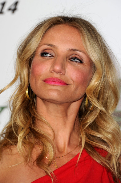 cameron diaz hair holiday. CAMERON DIAZ HAIR COLOR 2011