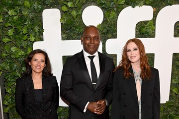 Cameron Bailey Joana Vicente Universal Pictures Presents The World Premiere Of DEAR EVAN HANSEN At The Opening Night Of The Toronto International FilmFestival