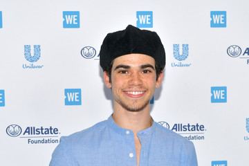 Cameron Boyce WE Day California 2019