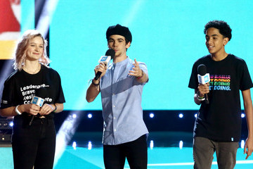 Cameron Boyce WE Day California Celebrates 16,000 Youth Leading Lasting Change in America