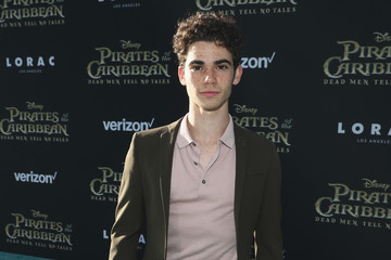 Cameron Boyce Premiere of Disney's andnd Jerry Bruckheimer Films' 'Pirates Of The Caribbean: Dead Men Tell No Tales'