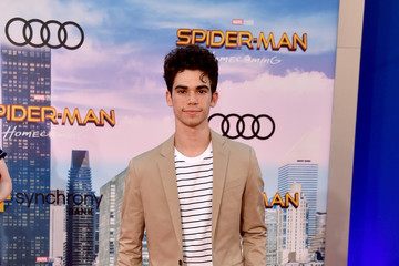 Cameron Boyce Premiere of Columbia Pictures' 'Spider-Man: Homecoming' - Arrivals