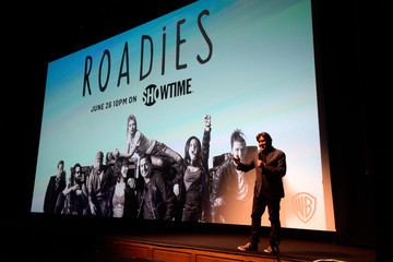 Cameron Crowe Premiere For Showtime's 'Roadies' - Inside