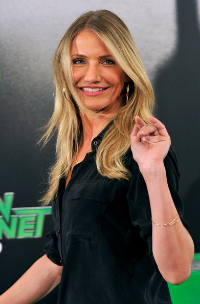 "Actress Cameron Diaz attends ""The Green Hornet"" photocall at Villamagna Hotel on December 2, 2010 in Madrid, Spain."