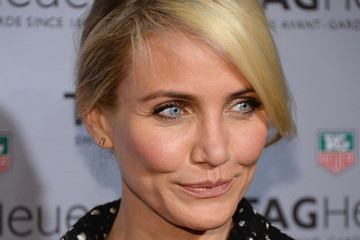Cameron Diaz TAG Heuer New York City Flagship Store Opening