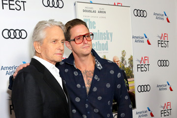 Cameron Douglas Los Angeles Premiere Of 'The Kominsky Method' At AFI Fest At TCL Chinese Theater