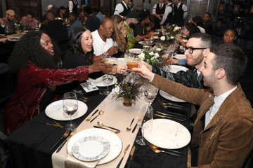 Cameron Lazerine Rémy Martin And Streetwear Designer Don C Host Exclusive Dinner Celebrating Second Release From The 'Just Rémy' Capsule Collection