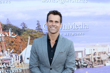 Cameron Mathison Hallmark Channel and Hallmark Movies and Mysteries Summer 2016 TCA Press Tour Event - Arrivals