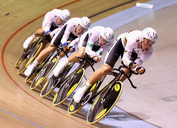 UCI Track World Cycling - Day 3