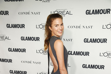 Cameron Russell 2015 Glamour Women of the Year Awards - Arrivals