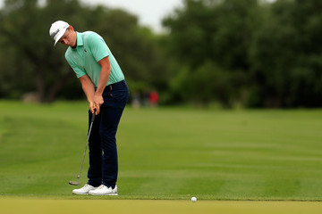 Cameron Smith Valero Texas Open - Round Three