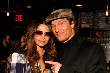 Camila Alves Special NY Screening Of 'The Gentlemen' At The Alamo Drafthouse