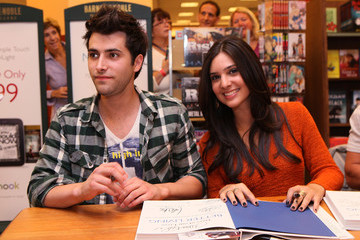 Camila Banus Freddie Smith 'Days of Our Lives' Book Tour Stops in Framingham
