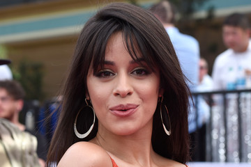 Camila Cabello SiriusXM's 'Hits 1 in Hollywood' Broadcasts From the Red Carpet Leading Up to the Billboard Music Awards at the T-Mobile Arena