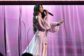 Camila Cabello 62nd Annual GRAMMY Awards - Inside