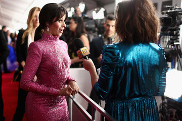 Camila Cabello 61st Annual Grammy Awards - Red Carpet
