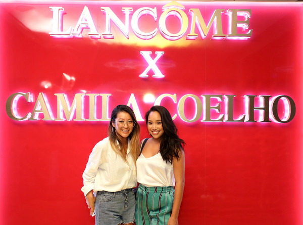 Lancome X Camila Coelho Launch Event In NYC