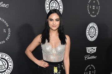 Camila Mendes The Art of Elysium's 11th Annual Celebration - 'Heaven' - Red Carpet