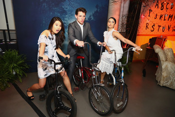 Camila Mendes Entertainment Weekly And PEOPLE Upfronts Party At Second Floor In NYC Presented By Netflix And Terra Chips - Inside