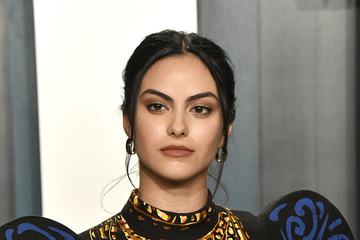 Camila Mendes 2020 Vanity Fair Oscar Party Hosted By Radhika Jones - Arrivals