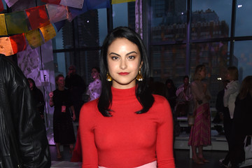 Camila Mendes Prabal Gurung - Front Row - September 2018 - New York Fashion Week: The Shows