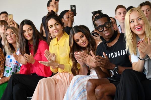 Noon By Noor - Front Row - September 2018 - New York Fashion Week: The Shows