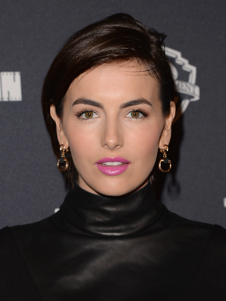 They're Back! Camilla Belle's Bangs, That Is
