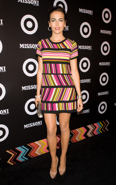 Camilla Belle Camilla Belle attends the Missoni for Target Collection launch at the Missoni for Target Pop-Up Store on September 7, 2011 in New York City.