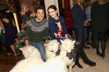 Camilla Belle Brooks Brothers Celebrates the Holidays with St. Jude Children's Research Hospital