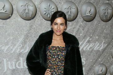 Camilla Belle Brooks Brothers Annual Holiday Celebration To Benefit St. Jude - Arrivals